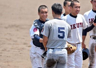 慶應高校野球部夏の軌跡その2写真3