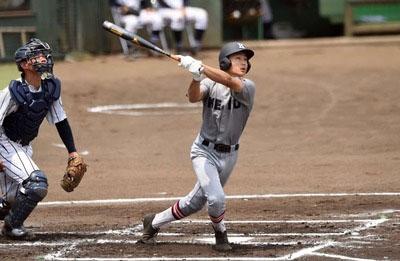 慶應高校野球部夏の軌跡その3写真1
