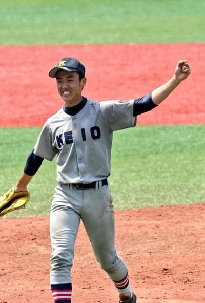 慶應高校野球部夏の軌跡その4写真1