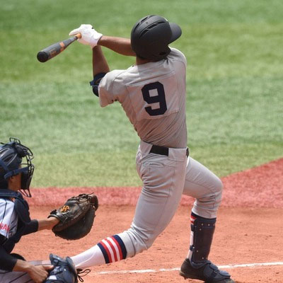 慶應高校野球部夏の軌跡その5写真1