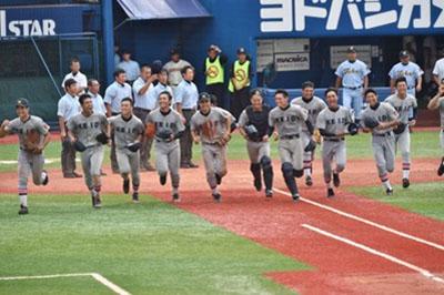野球部夏の軌跡その5写真6