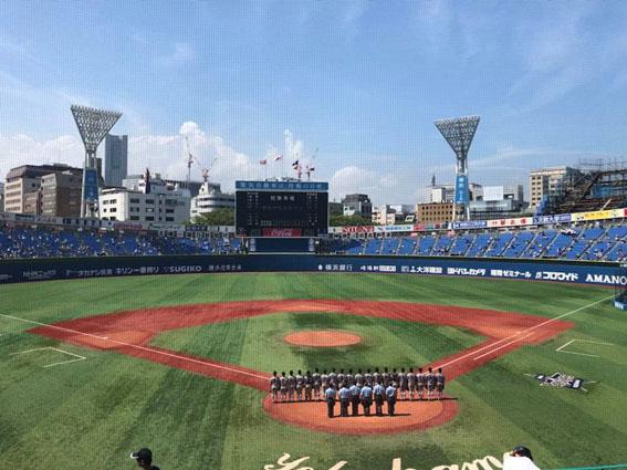 慶應高校野球部夏の軌跡その6写真1