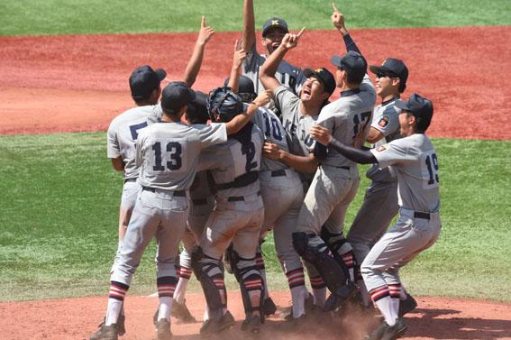 野球部夏の軌跡その6写真4