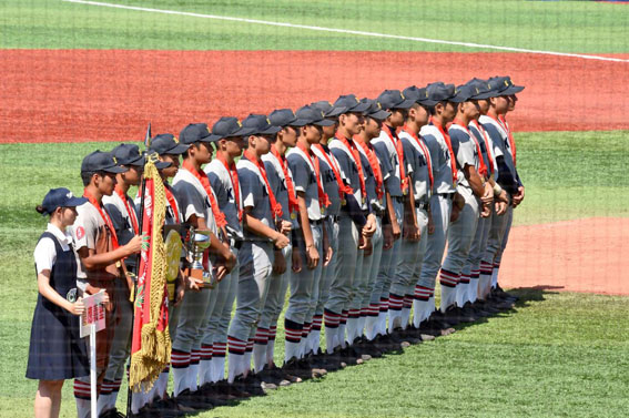野球部夏の軌跡その6写真5