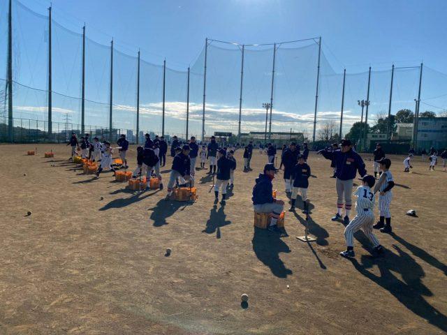 野球教室0212-1